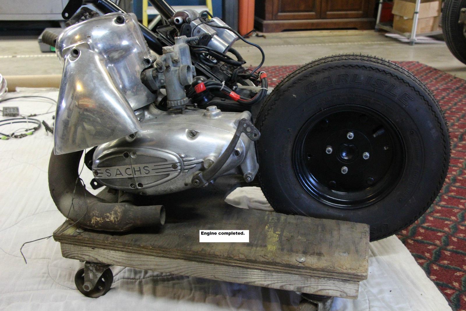 Clear Check Engine Light >> 1955 Messerschmitt KR200 with a Sachs 200 LDR