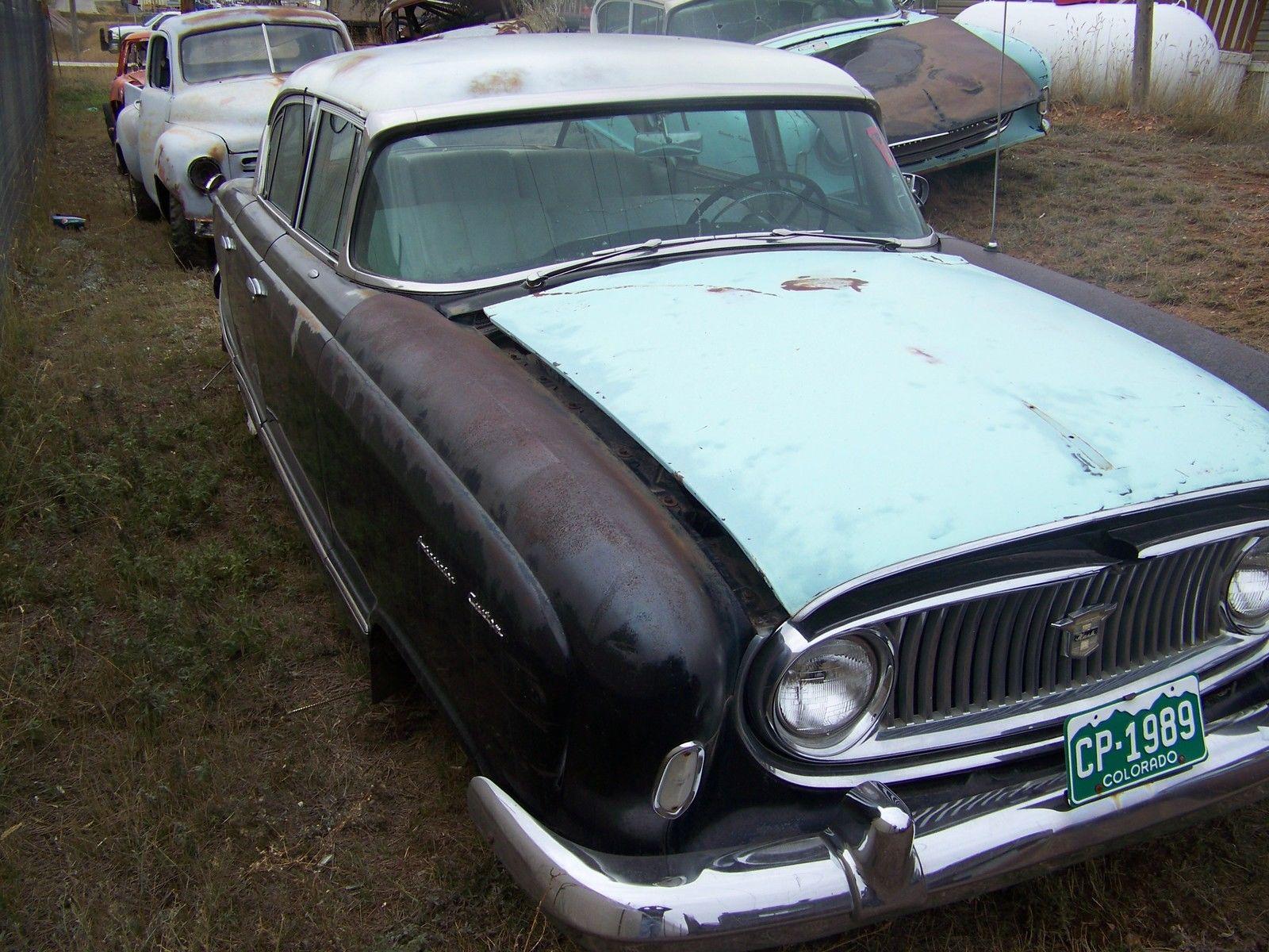 1955 Nash Sedan