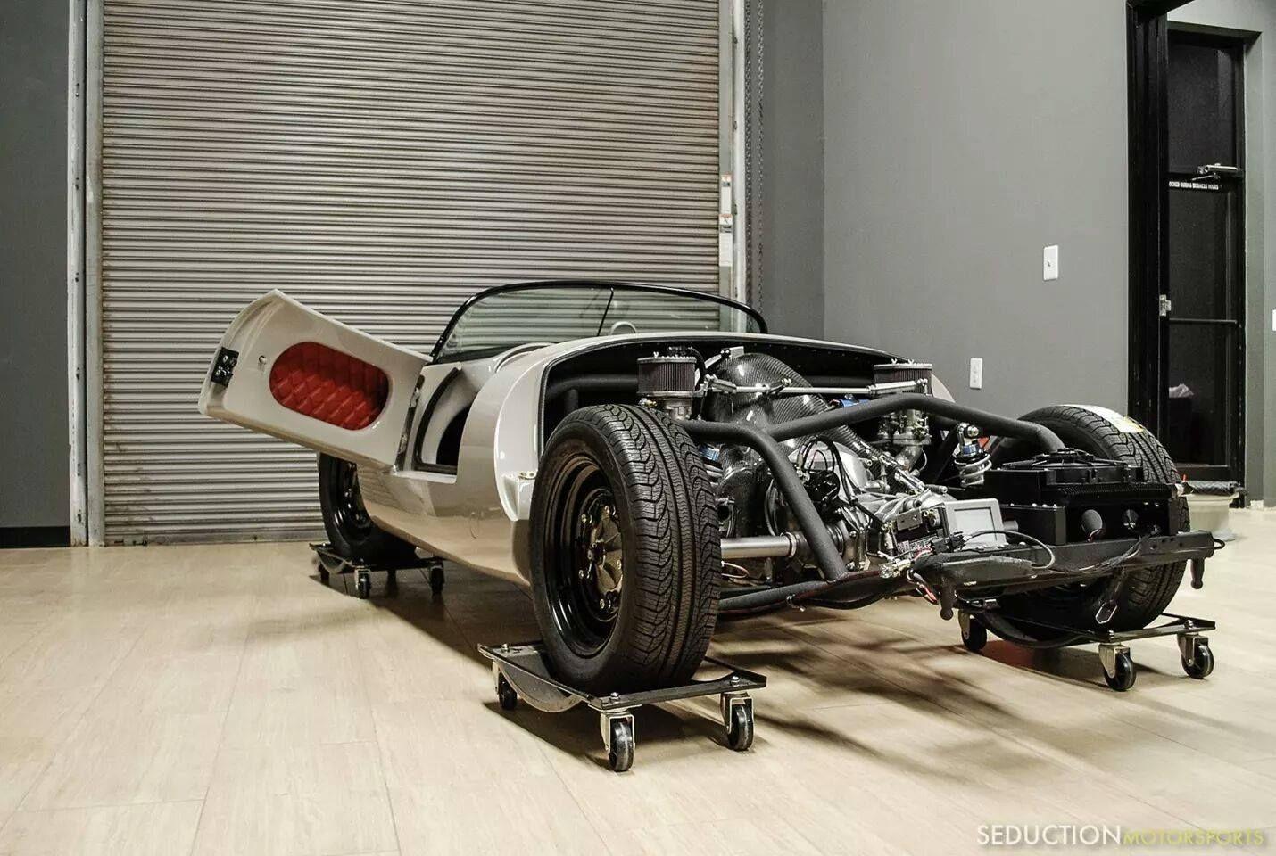 Check Engine Size By Vin Number >> 1955 Seduction Motorsports 550 Spyder - Bespoke Outlaw