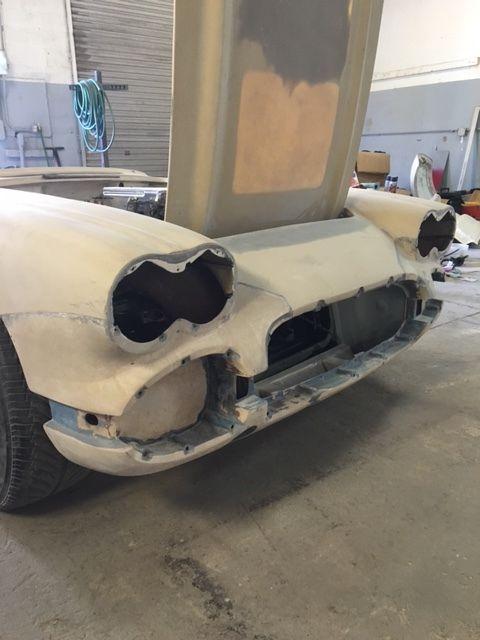 Corvette For Sale Florida >> 1956, 1957,1958, 1959, 1960, 1961, 1962 C1 Corvette Resto Mod Project Body NR