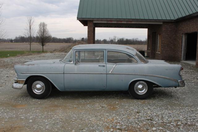 1956 chevrolet 210 2 door clean california car survivor for 1956 chevy 210 2 door sedan