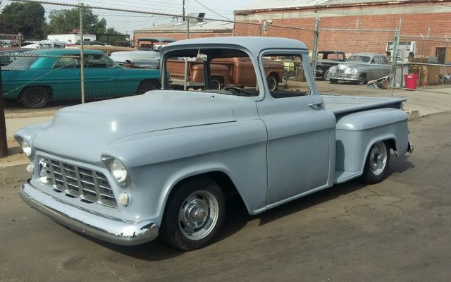1956 Chevrolet Chevy Truck 3100 Big Window Patina