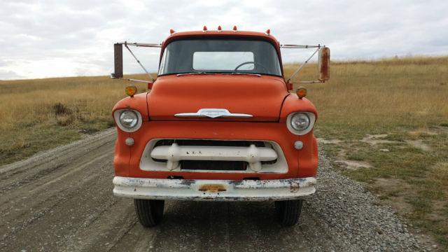Chevy Coe Cabover Lcf Snubnose Truck Kustom Rat Rod Gasser Pickup Topkick