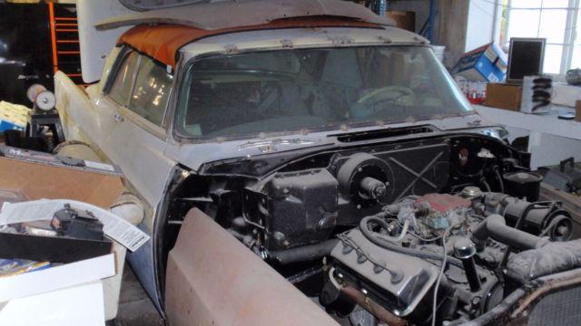 1956 Desoto Fireflite Hemi Chrysler Plymouth Dodge 57  58