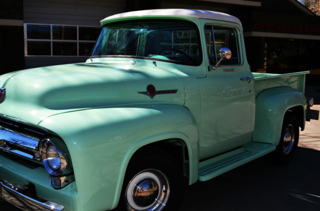 1956 ford f100 custom cab big window for 1956 ford big window
