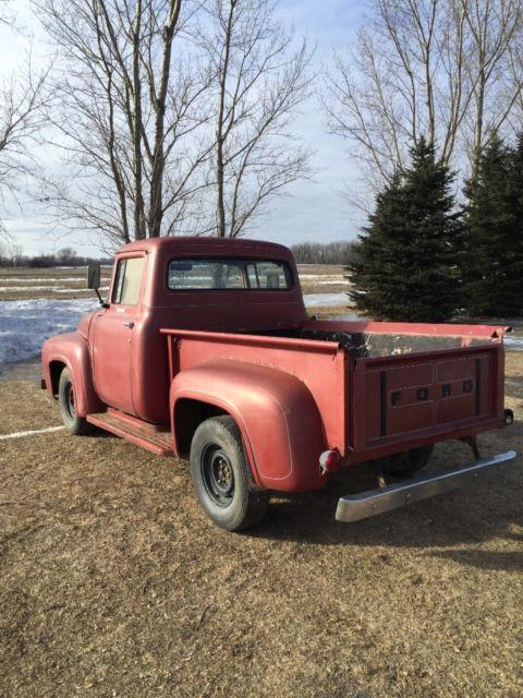 1956 ford f100 pickup rat rod 1951 1952 1953 1954 1955