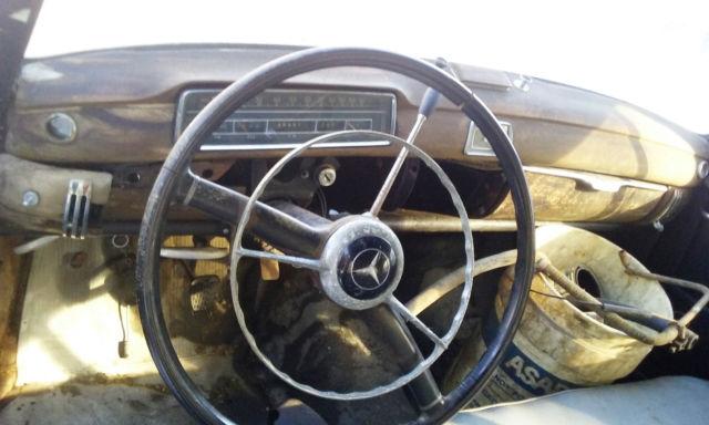 1956 mercedes benz for Mercedes benz st george utah