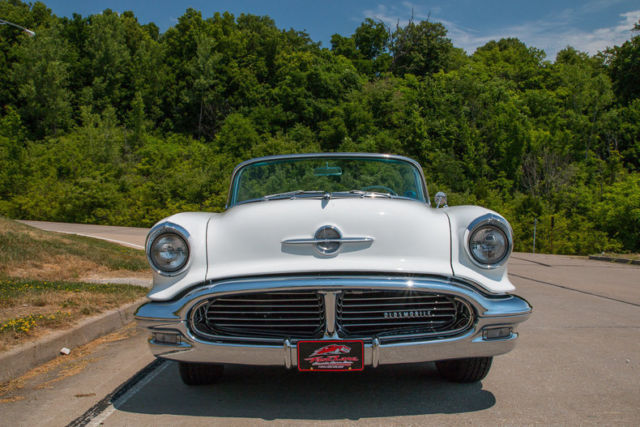 1956 Oldsmobile 98 Convertible High Optioned Well Restored