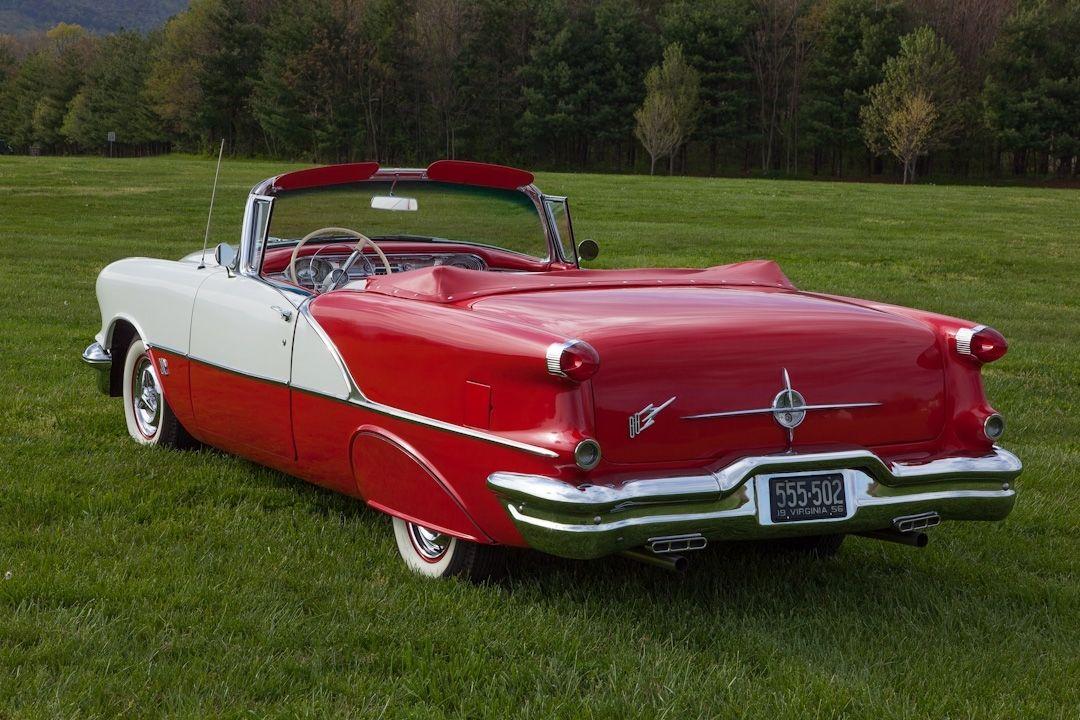 1956 Oldsmobile Super 88 Convertible Fully Restored