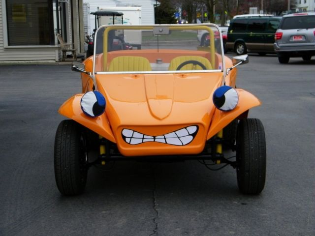 1957 57 Volkswagen Beetle Chassis Speed Buggy Manx-Style Kit Dune / Sand Rail for sale in ...