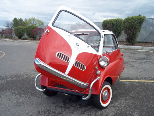 1957 BMW Isetta 300 Deluxe, Restored to a Very High Standard!!