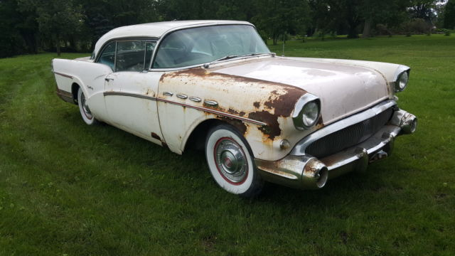 1957 Buick Century 2 Door Hardtop V8 Nailhead Original