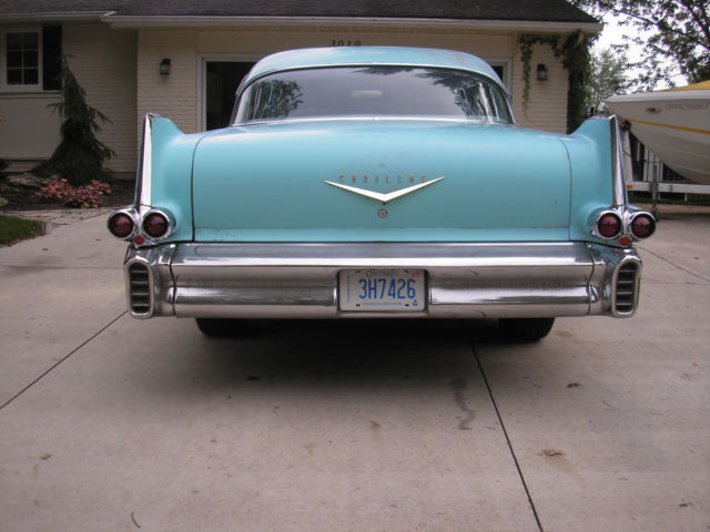 1957 Cadillac Deville *Original Paint* California Car