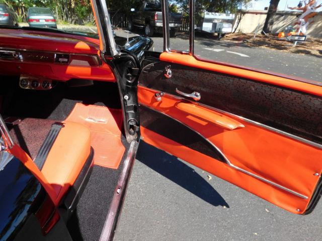 1957 Chevrolet Belair 2 Door Ht 283 Ci Fuel Injection Powerglide