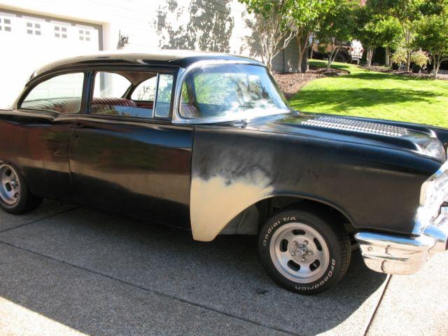 1957 chevrolet belair 2 door sedan for 1957 chevy 2 door sedan