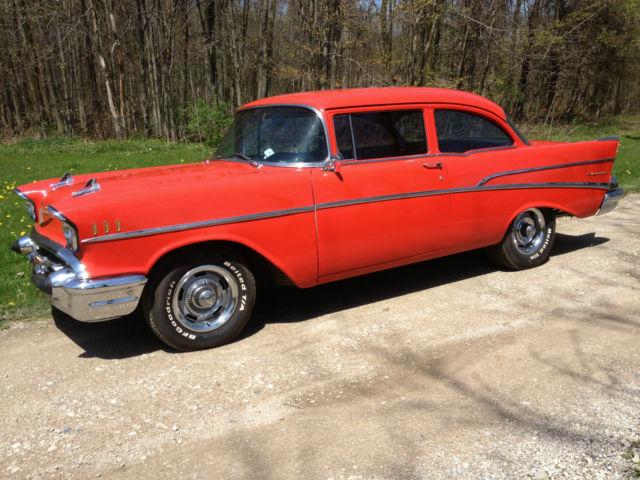 1957 chevy 210 2 door post for 1957 chevy 210 2 door