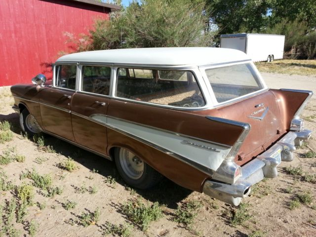 1957 chevy bel air 210 4 door station wagon for sale in for 1957 chevy 4 door wagon for sale