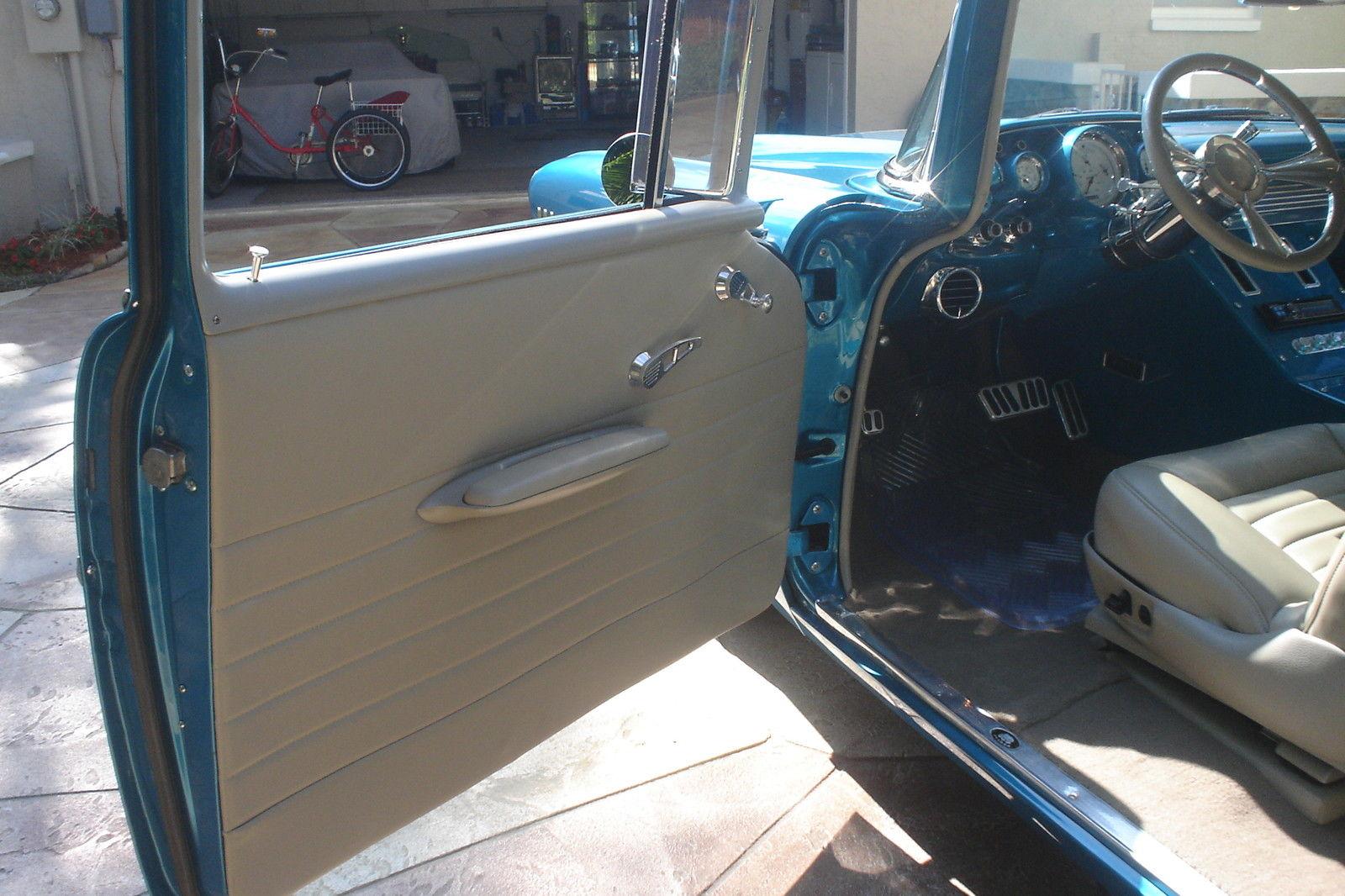 1957 Chevy Belair 150 210 Custom Bel Air