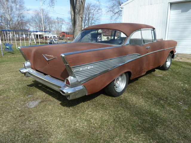 1957 Chevy Belair Project Car