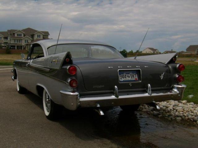 1957 Dodge Custom Royal  1957 Dodge Cust...