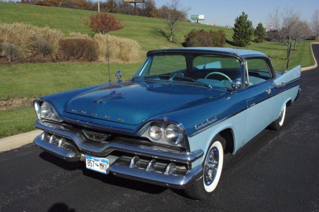 1957 Dodge Custom Royal Lancer- HEMI  1957 Dodge Cust...