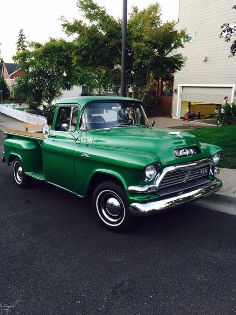 Used Cars For Sale Portland Oregon >> 1957 GMC Big Back WIndow Stepside Pickup