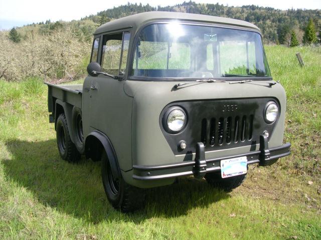 Jeep Fc 150 >> 1957 Jeep FC-150