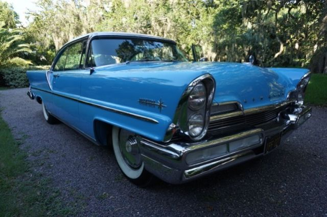 1957 Lincoln Premiere 2 Door Hardtop Coupe Not Ford