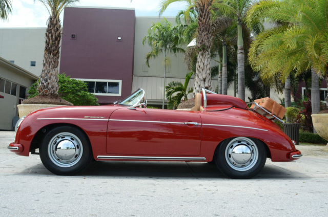 1957 Porsche 356 550 911 1987 930 1960 Kit Car Daytona