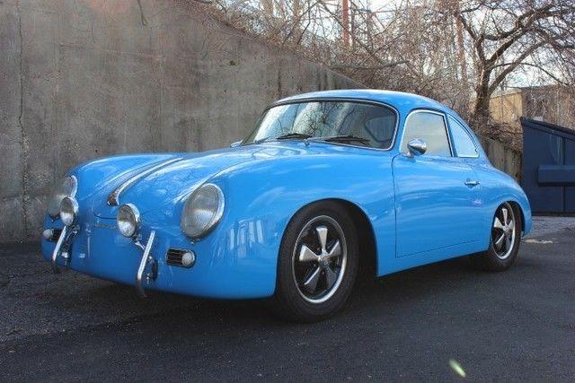 1957 Porsche 356 Outlaw Coupe Built By Jps Motorsports