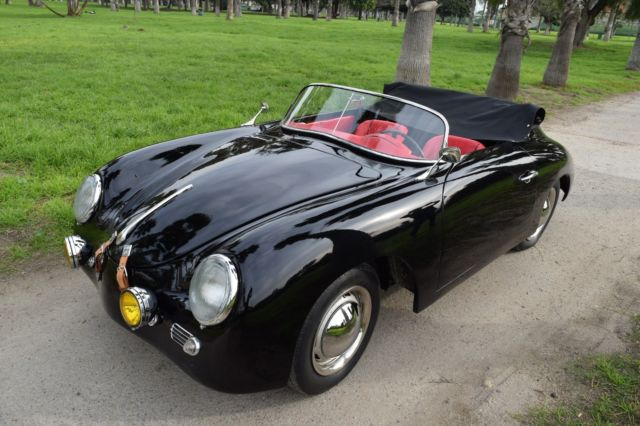 1957 Porsche 356 Speedster Outlaw Replica