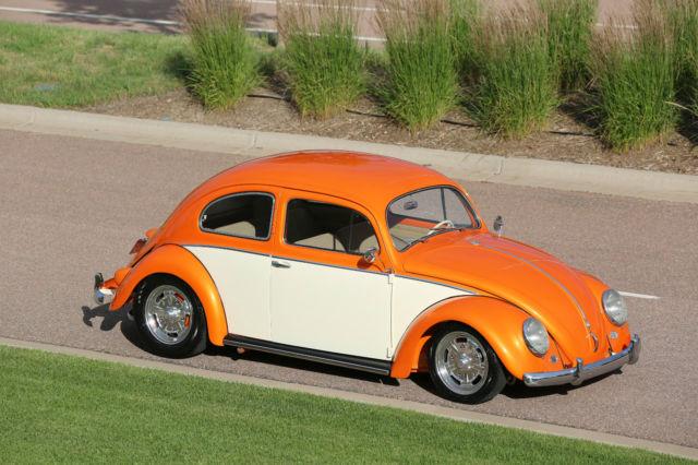 1957 vw volkswagen oval window beetle bug custom for 1957 oval window vw bug