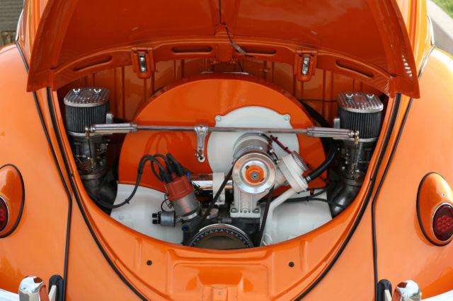 1957 vw volkswagen oval window beetle bug custom magazine car no reserve. Black Bedroom Furniture Sets. Home Design Ideas