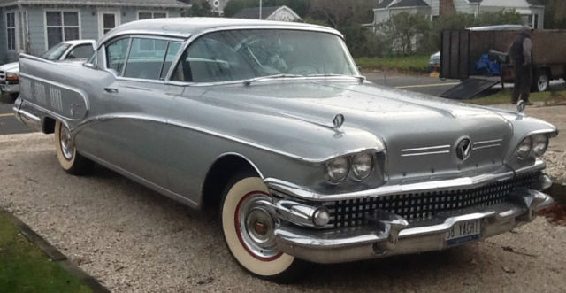 Cars For Sale In Kansas City >> 1958 Buick Riviera - Limited Edition