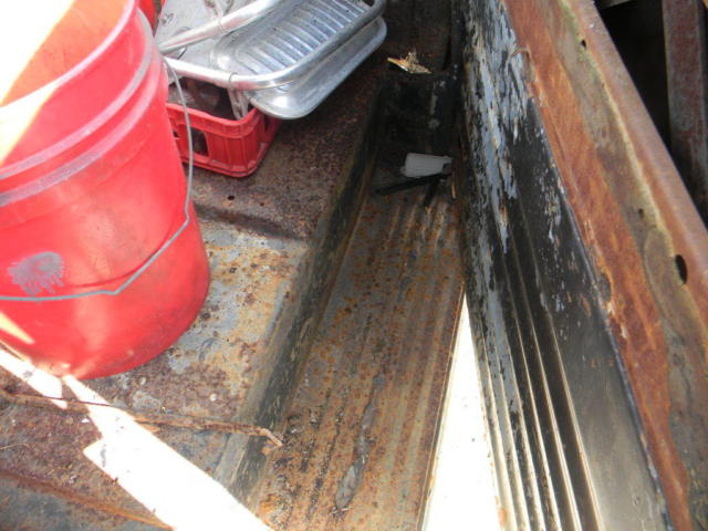 1958 Chevrolet Apache big window barn find project truck ...