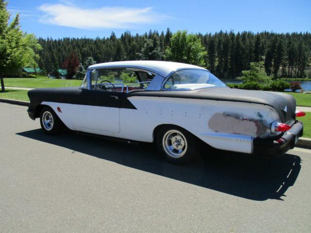 1958 Chevy Bel Air 2 Door No Post custom 1955 1956 1957 1959 1960 4 door belair