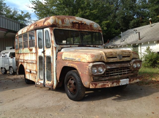 Old School Food Truck For Sale