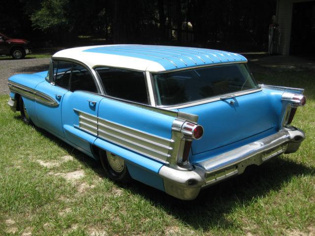 1958 Oldsmobile Station Wagon For Sale