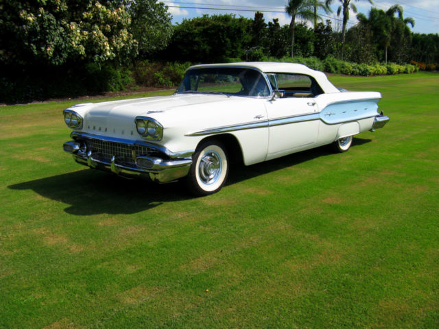 Used Cars West Palm Beach >> 1958 Pontiac Bonneville Chieftain Convertible