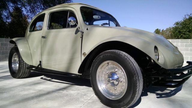 1958 Volkswagen Beetle Custom Sr20det Turbo 300hp Fast