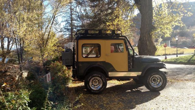 Used Tires Colorado Springs >> 1958 Willys CJ5 Jeep - new tires and wheels on the way the ...