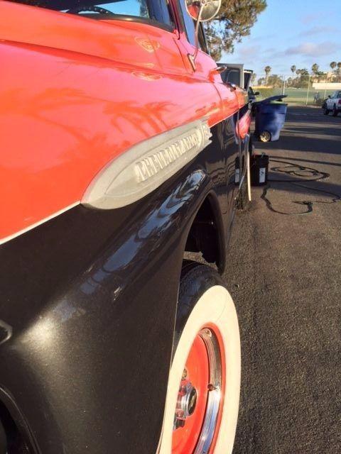 1959 Chevrolet Apache Fleetside Extended Bed