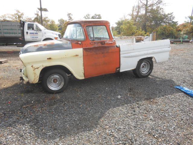 1959 Chevrolet Apache Pickup 3100 Shortbed Fleetside New Mexico