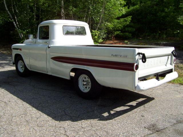 1959 Chevrolet Apache Rust Free Fleetside