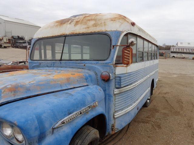1959 Chevrolet Chevrolet Viking 40 Shorty School Bus Arizona Truck