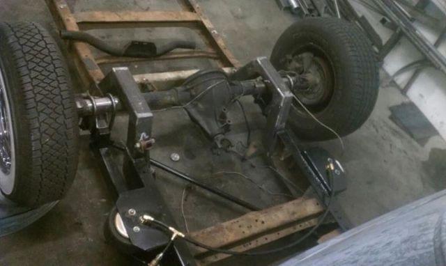 1959 Chevy Apache Fleetside Truck Chevrolet Pickup Ratrod Patina Hotrod Airbags