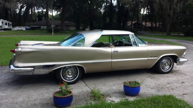 1959 Chrysler Imperial 2 Door Coupe - Swivel Seats - All ...