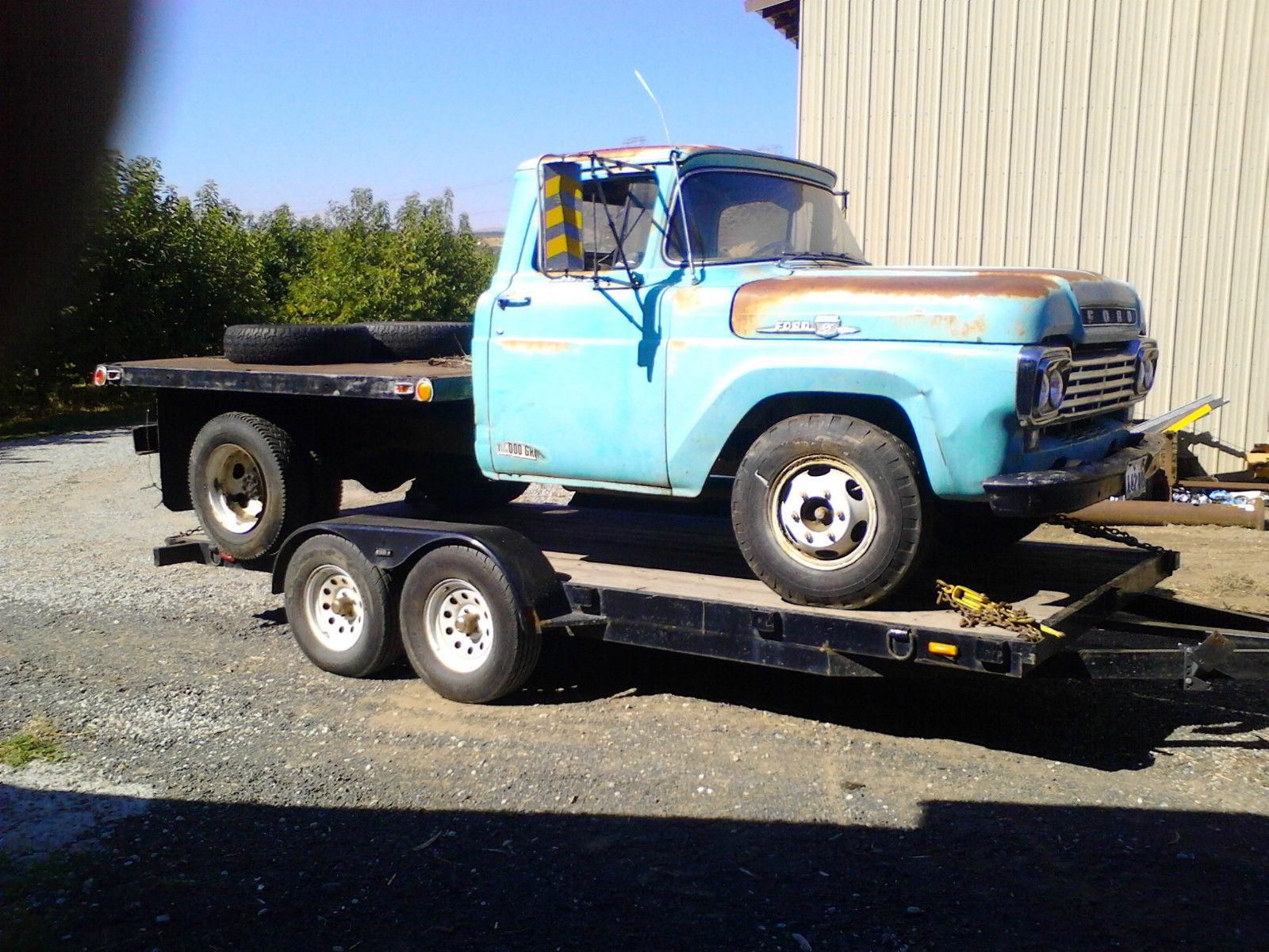 1959 ford f 350 for sale in east wenatchee washington united states