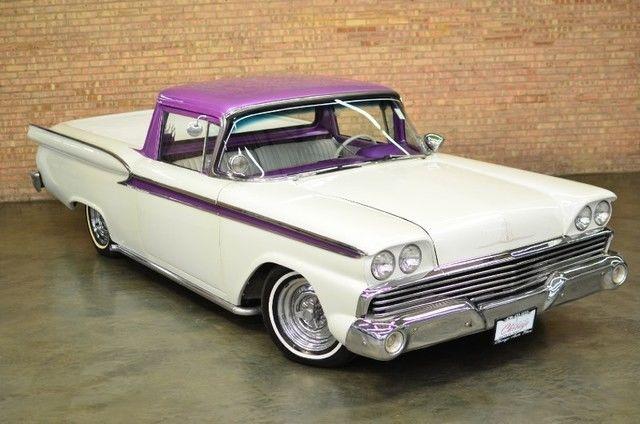 1959 Ford Kustom Ranchero