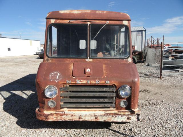 Bill Of Sale Kansas >> 1960 1961 1962 1963 IHC International Metro Mite Delivery Step Van Truck Divco